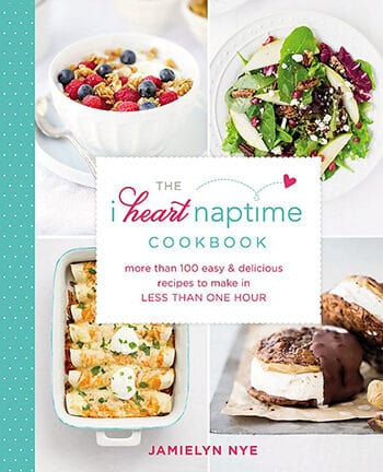 I Heart Naptime Cookbook image cover